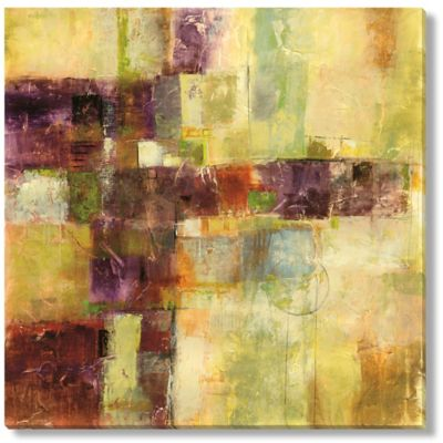 Jane Bellows Next Exit II Gallery Wrapped Canvas Art