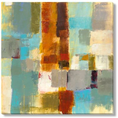 Jane Bellows Right on Time I Gallery Wrapped Canvas Art