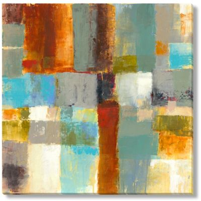 Jane Bellows Right on Time II Gallery Wrapped Canvas Art