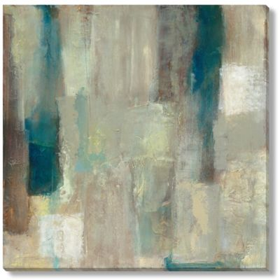 Jane Bellows Flurry I Gallery Wrapped Canvas Art