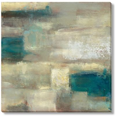 Jane Bellows Flurry II Gallery Wrapped Canvas Art