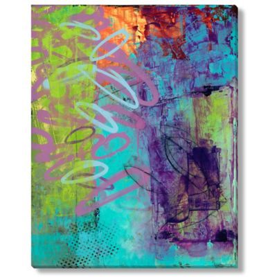 Todd Camp Urban Scape III Canvas Wall Art
