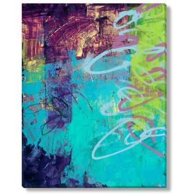 Todd Camp Urban Scape IV Canvas Wall Art