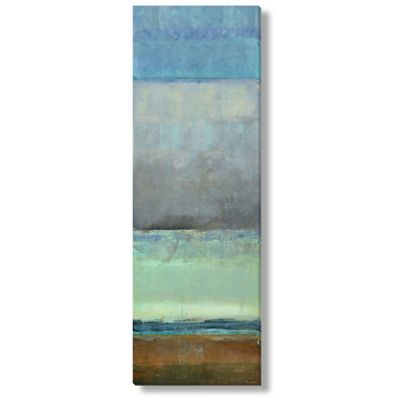 Kim Coulter Belt Strand I Gallery Wrapped Canvas Art