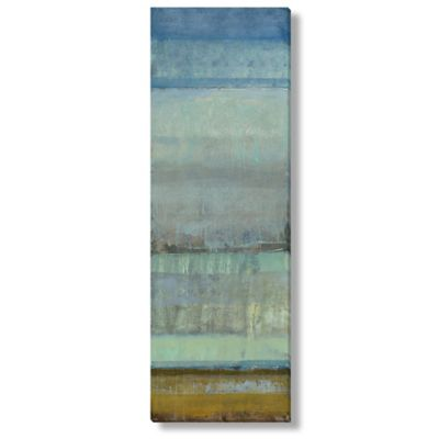 Kim Coulter Belt Strand II Gallery Wrapped Canvas Art