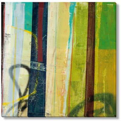 David Dauncey Broadcast II Gallery Wrapped Canvas Art