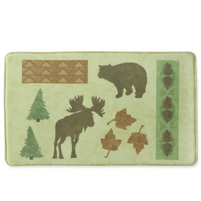 Memory Foam Kitchen Mats