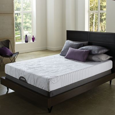 Serta® iComfort® Insight EverFeel™ Low Profile King Mattress Set