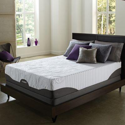 Serta® iComfort® Prodigy EverFeel™ Low Profile Queen Mattress Set