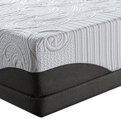 Serta® iComfort® Prodigy EverFeel™ Low Profile King Mattress Set