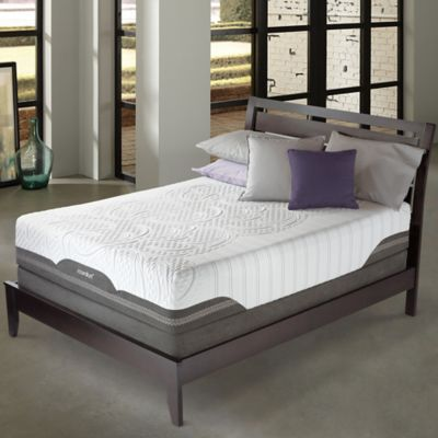 Serta® iComfort® Renewal EverFeel™ Low Profile Twin XL Mattress Set