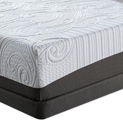 Serta® iComfort® Savant EverFeel™ Cushion Firm Queen Mattress Set