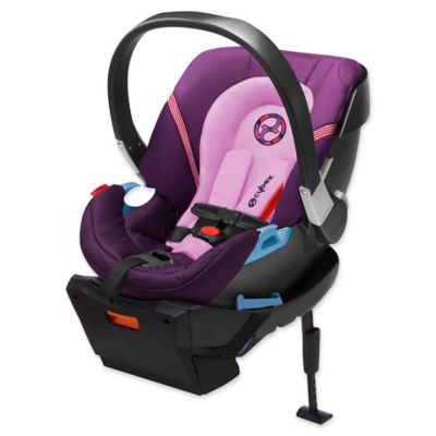 Cybex Aton 2 Infant Car Seat in Grape Juice