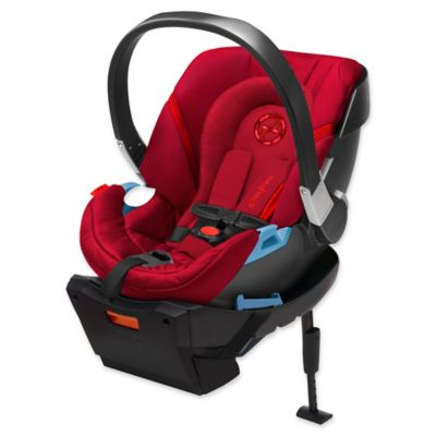 Cybex Aton 2 Infant Car Seat in Hot & Spicy