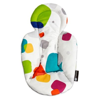 Activity > 4moms® Newborn Reversible Insert in Multi Plush