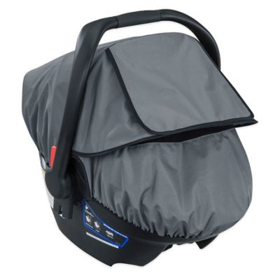 Gray Car Seat Accessories