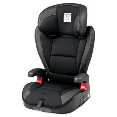 Peg Perego Viaggio HBB 120 Booster Seat in Licorice