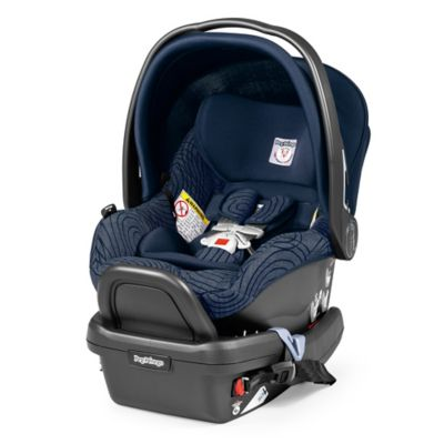 Peg Perego Primo Viaggio 4/35 Infant Car Seat in Blue