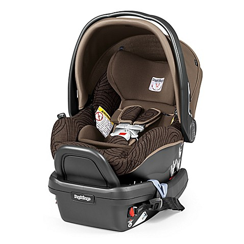 peg perego primo viaggio 4 35 infant car seat in brown buybuy baby. Black Bedroom Furniture Sets. Home Design Ideas