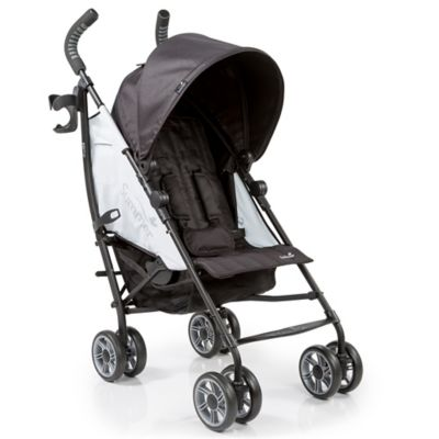 Summer Infant® 3D Flip Convenience Stroller in Black