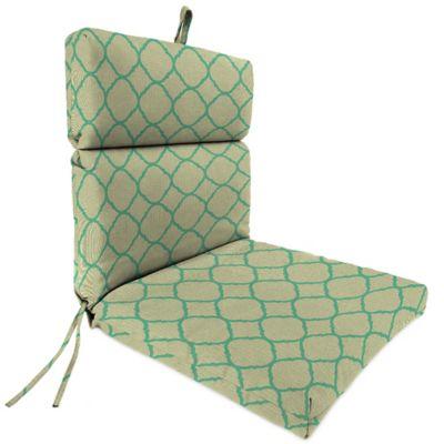 44-Inch x 22-Inch Dining Chair Cushion in Sunbrella® Accord Jade