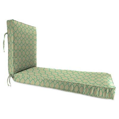 68-Inch x 24-Inch Chaise Lounge Cushion in Sunbrella® Accord Jade