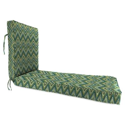 Sunbrella® 68-Inch x 24-Inch Chaise Lounge Cushion in Fischer Lagoon