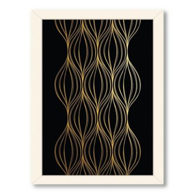 Americanflat Granted in Black 2 Wall Art