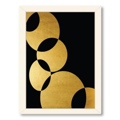 Gold 2 Wall Art