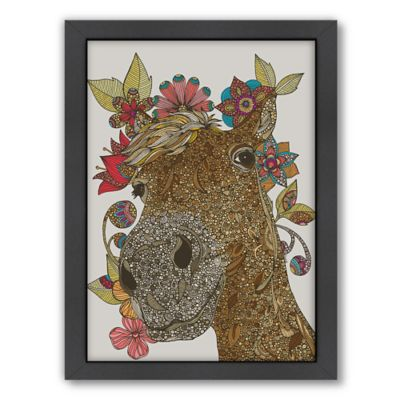 Americanflat Valentina Ramos Delilah Digital Print Wall Art with Black Frame