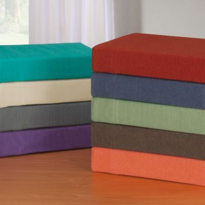 Brooklyn Flat Extra Soft Jersey Full Sheet Set in Red