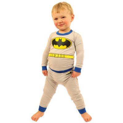 DC Comics Size 2T Batman 2-Piece PJs