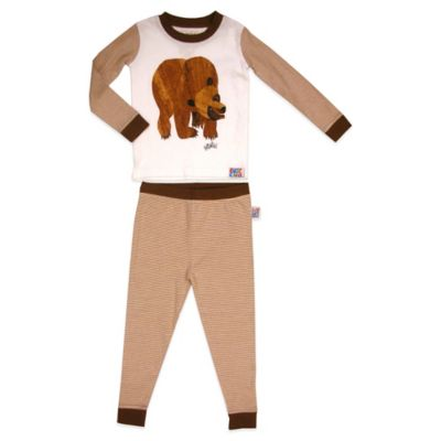 Brown Sleepwear