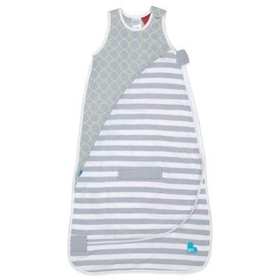 Love to Dream™ Size 4-12M Medium-Weight InVenta Sleep Bag in Yellow/Grey