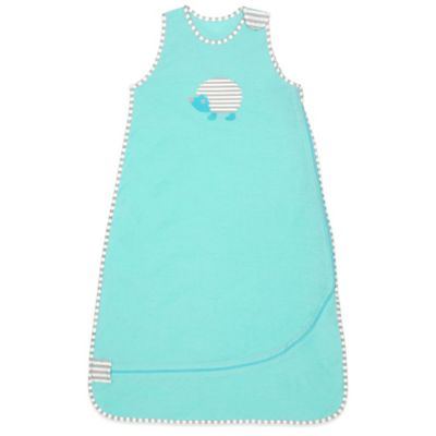 Love to Dream™ Size 4-12M Lightweight Nuzzlin Sleep Bag in Blue