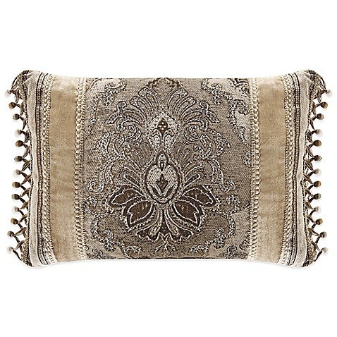J Queen New York Woodbury Boudoir Throw Pillow Bed Bath