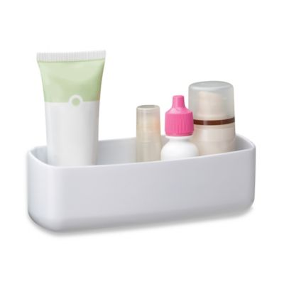 InterDesign® Affixx™ Medium Organizational Vanity Tray