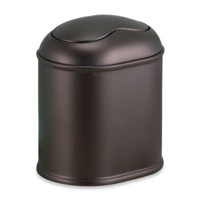InterDesign® York Vanity Wastebasket