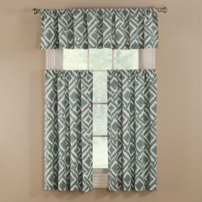 Colorado Window Curtain Tier Pair