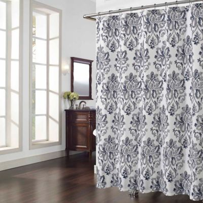 Parma Shower Curtain in Blue
