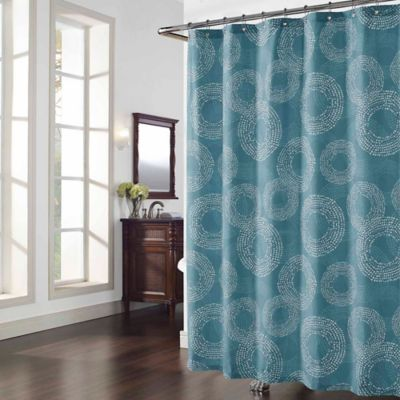 Solar Shower Curtain in Spa