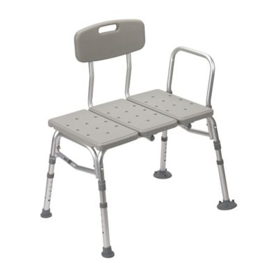 Grey Transfer Bench