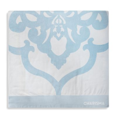Charisma Marrakesh Beach Towel in Silver