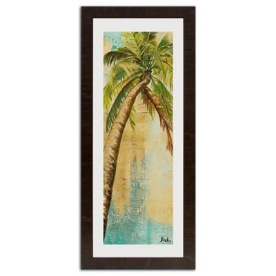 Beach Palm III Wall Art