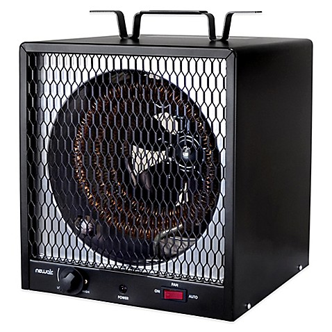 NewAir Electric Portable Garage Heater - Bed Bath & Beyond