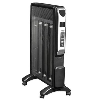 NewAir Flat-Panel Micathermic Space Heater