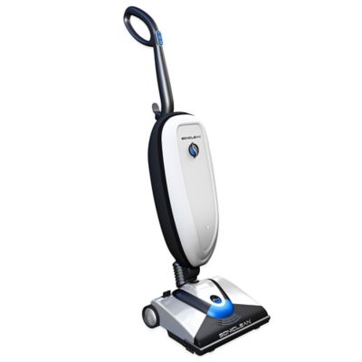 Silver Upright Vacuum