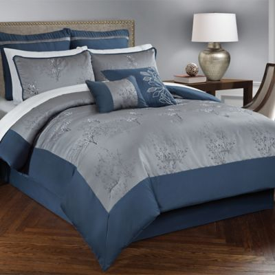 Octavia 12-Piece Full Comforter Set