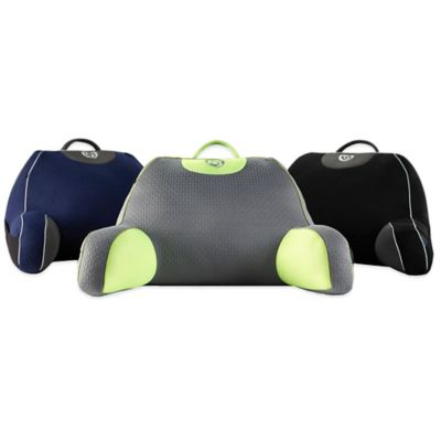 Bedgear™ Fusion™ Dri-Tec® Backrest in Green/Grey