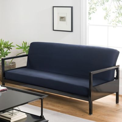 Loft NY Cotton Rich Queen Futon Cover in Navy
